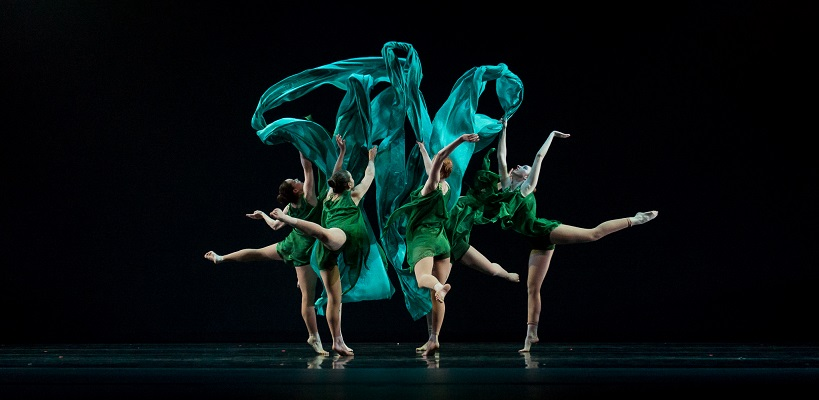 COD Department of Dance 5th Annual Choreography Showcase and
