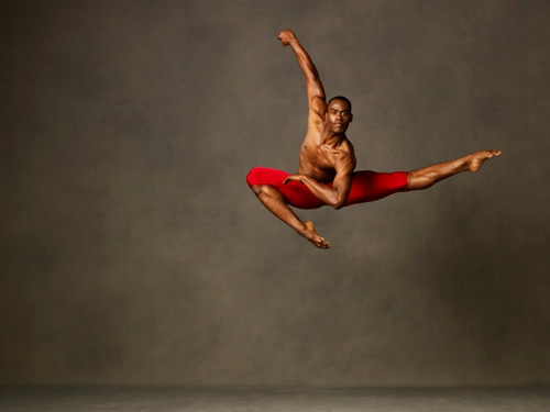 Master Classes With Alvin Ailey Company Members See