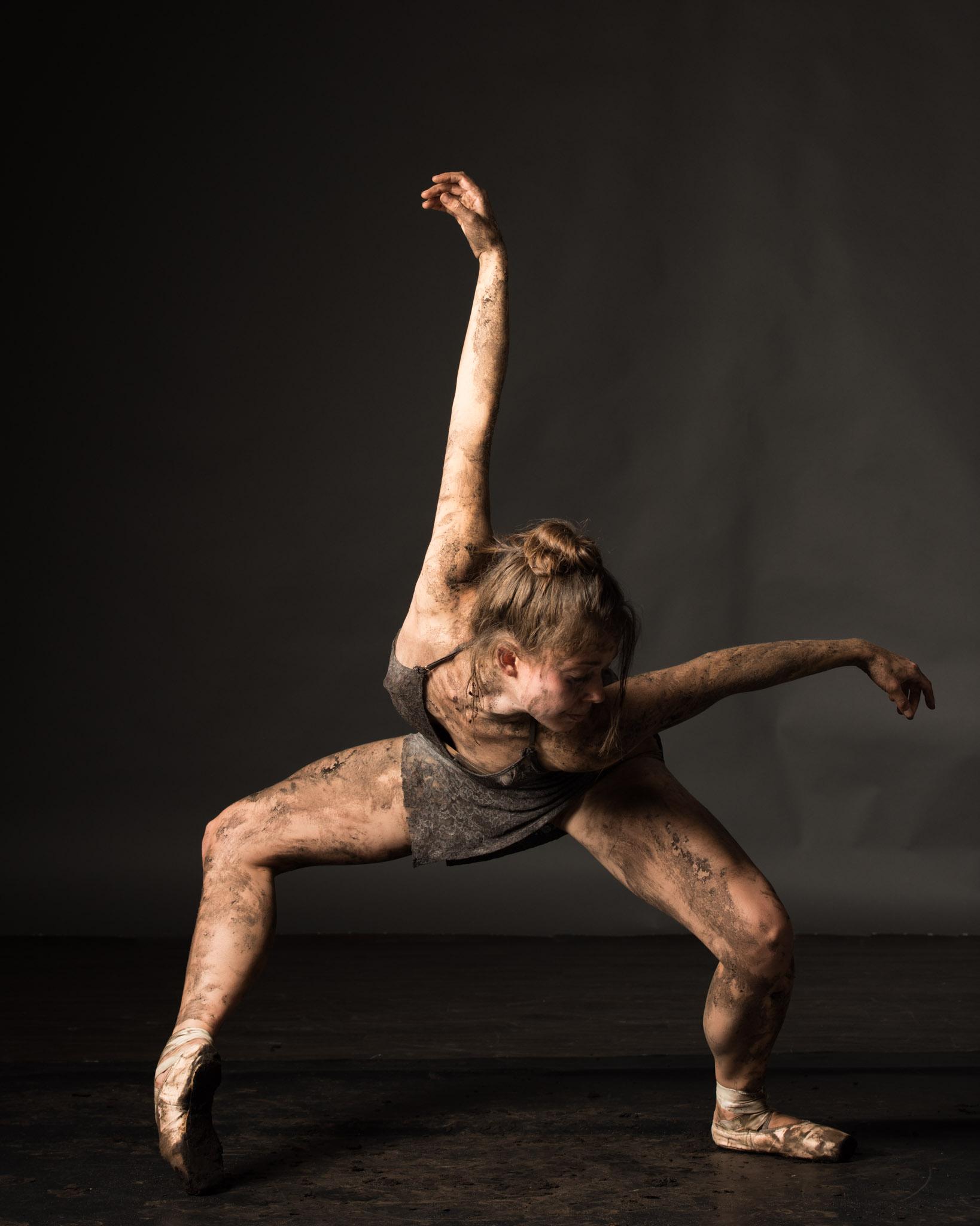 elements contemporary ballet