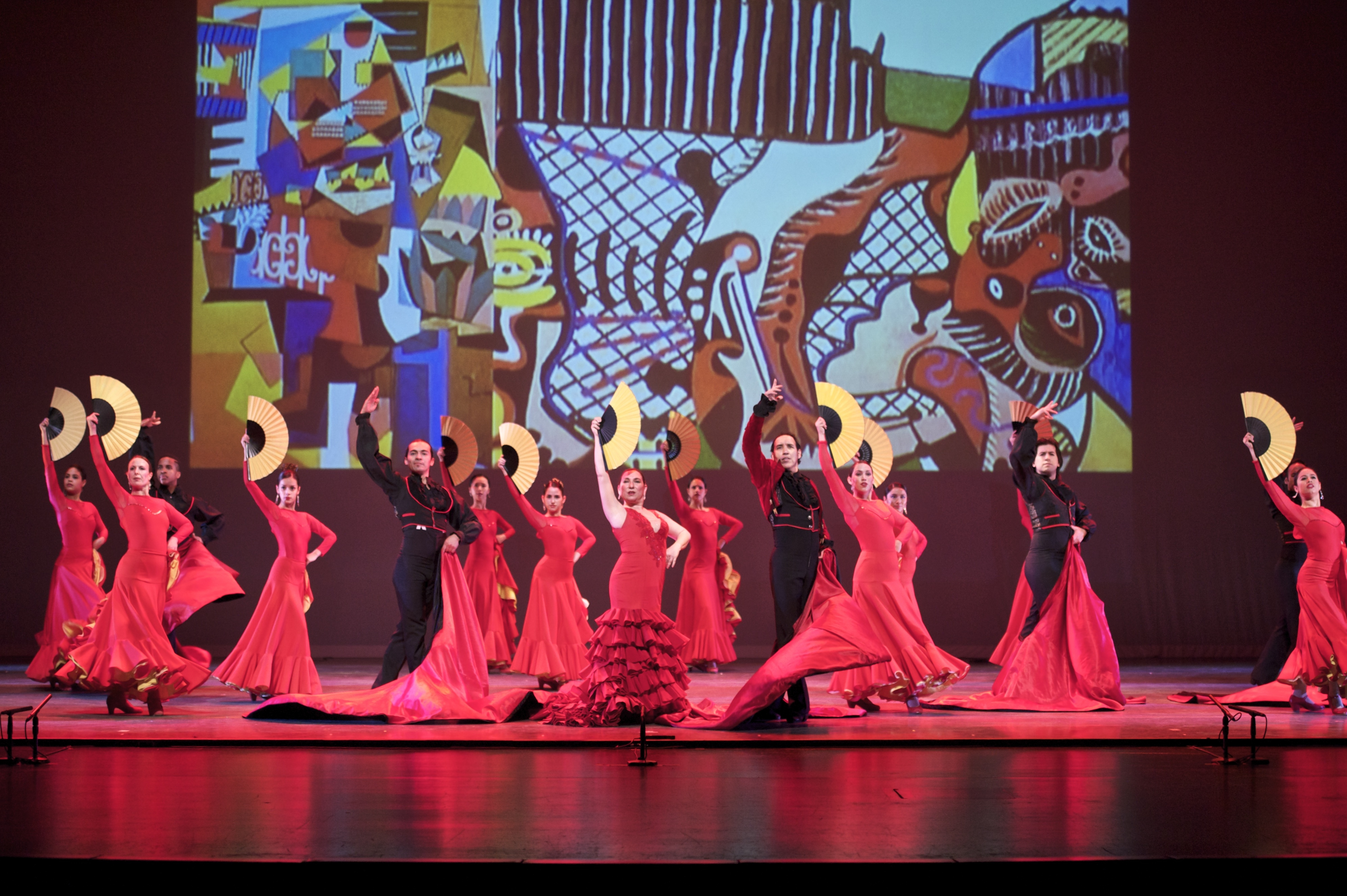 Ensemble Espanol Spanish Dance Theater See Chicago Dance