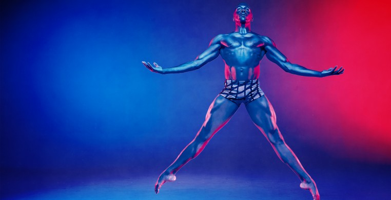 Alvin Ailey American Dance Theater, photo by Paul Kolnik.