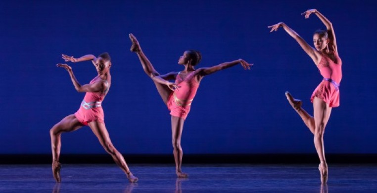 Dance Theatre of Harlem by Renata Pavam