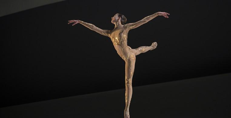 Les Ballets de Monte-Carlo, photo by Alice Blangero