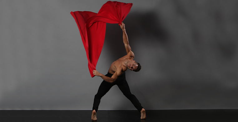 Giordano Dance Chicago's Sean Rozanski by Gorman Cook.