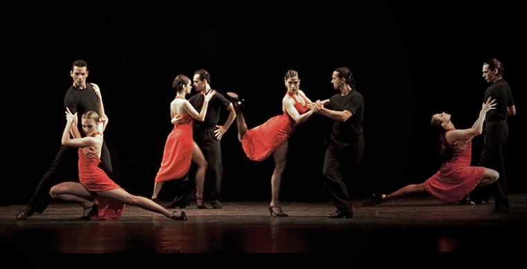 Tango Buenos Aires courtesy of Columbia Artists Management Inc.