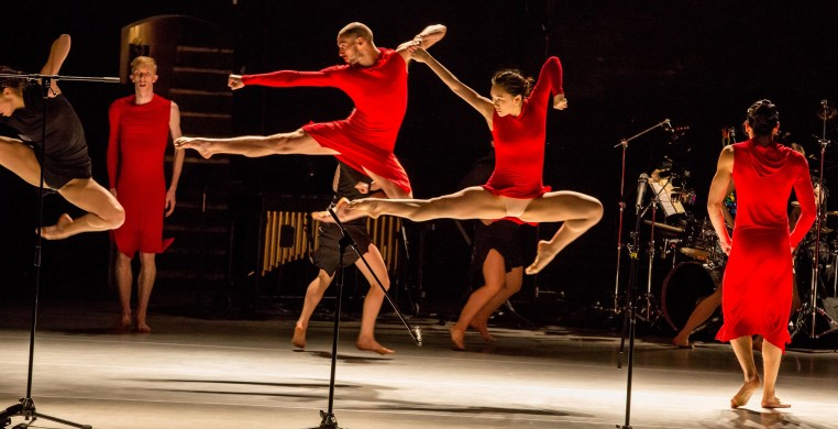 Ate9 Dance Company, photo by Cheryl Mann