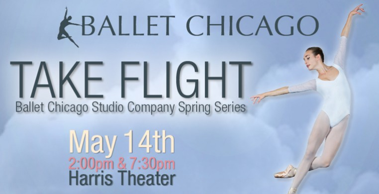 Ballet Chicago, Take Flight