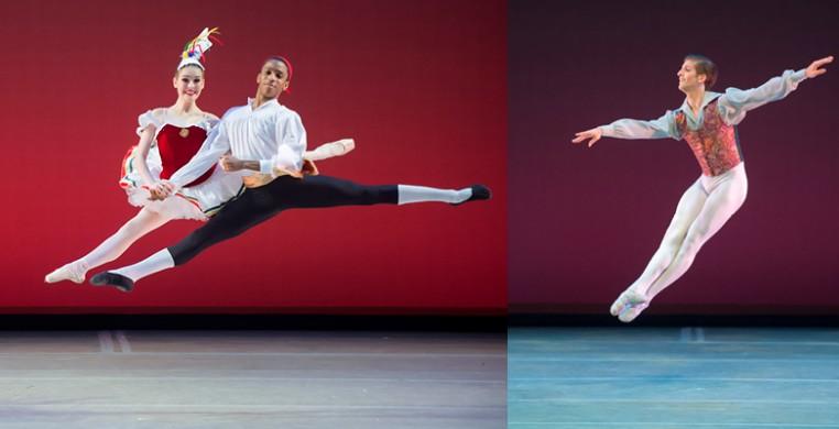 Ballet Chicago Male Scholarship Program
