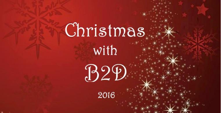 Borne2Dance Christmas Recital