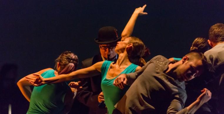 Cerqua Rivera Dance Theatre musicians and dancers