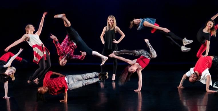 Chicago Dance Crash 2016 Company Audition