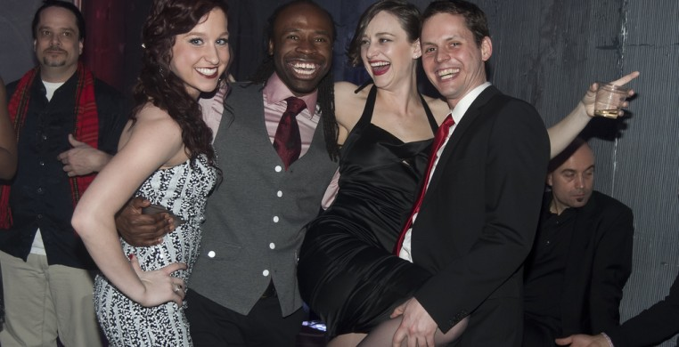 The 2014 Black, White, and Red Ball