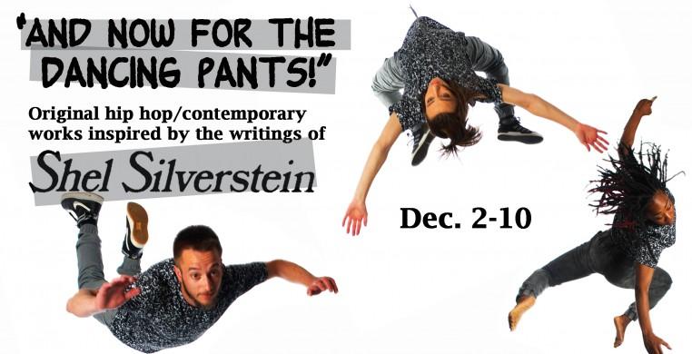 Chicago Dance Crash Dancing Pants Shel Silverstein