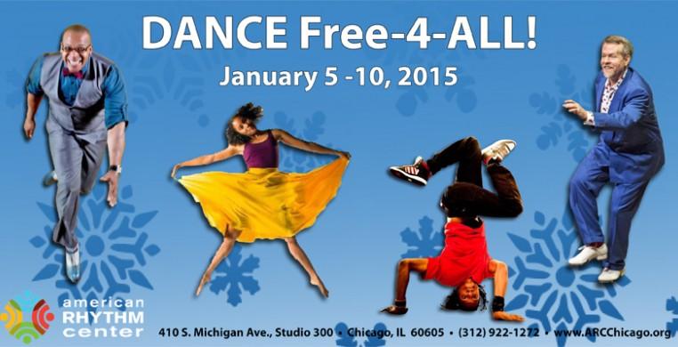 ARC Dance Free-4-All
