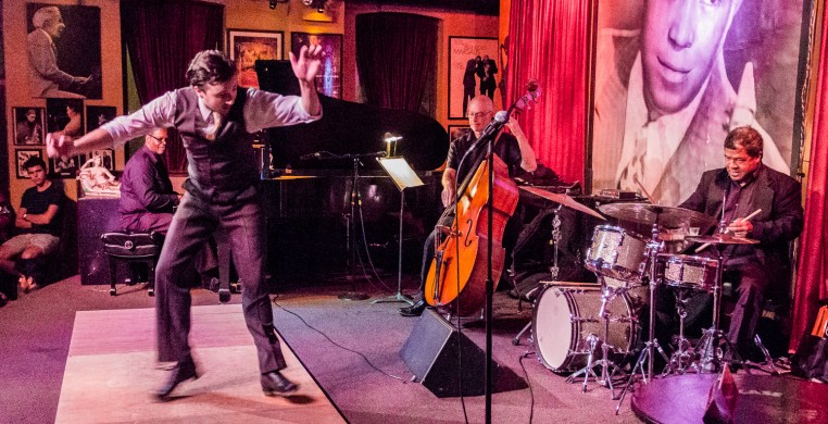 Opening Night at the Jazz Showcase