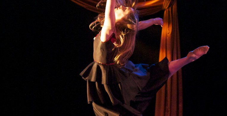 Kelly Anderson Dance Theatre, by Mark Frohna