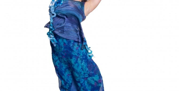 Evanston Dance Ensemble member Lauren Fiedler in Neptune