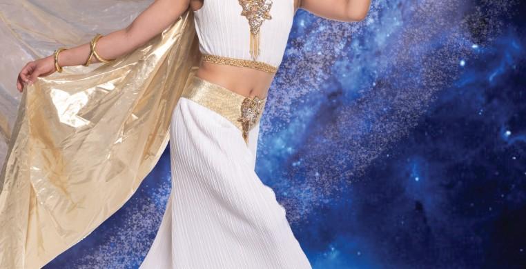 Evanston Dance Ensemble member Crystal Ju in Venus