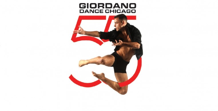 Jacob Frazier of Giordano Dance Chicago. Photo by Gorman Cook Photography