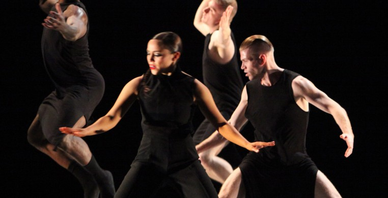 "Giordano Dance Chicago in Peter Chu's ""Divided Against"""