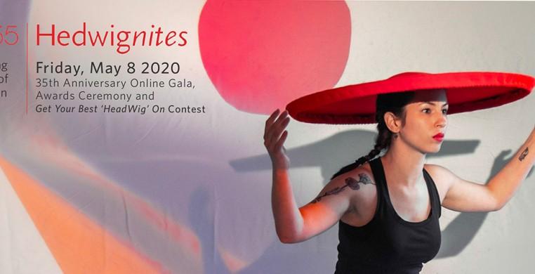 HEDWIGNites 2020 Online Gala Invitation