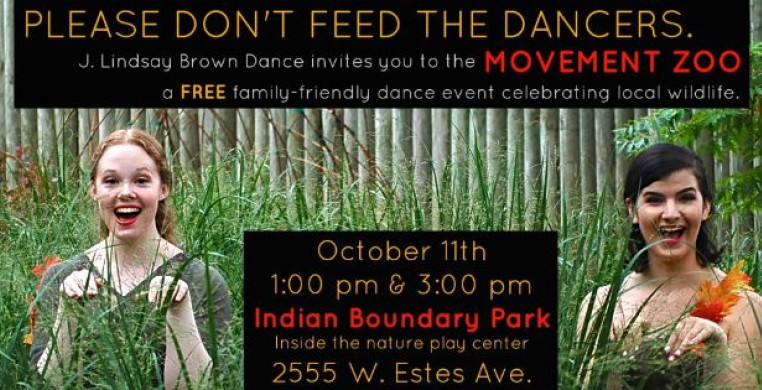 "J. Lindsay Brown Dance ""Movement Zoo"" Image"