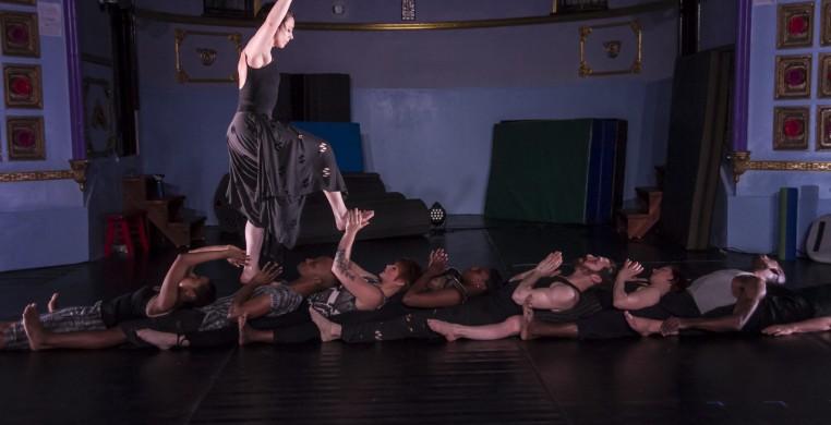 Winifred Haun & Dancers (chi)
