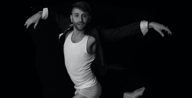 Open Level Adult Jazz with Ethan Kirschbaum as part of Lucky Plush Productions' Virtual Dance Lab