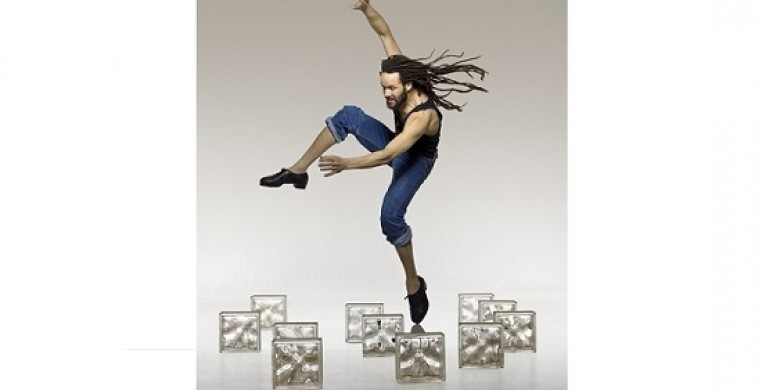 Savion Glover. Photo by Lois Greenfield