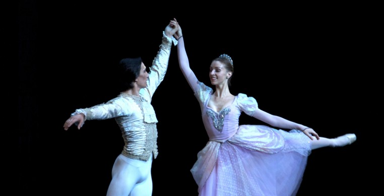 """Moscow Festival Ballet's """"Cinderella"""" Photo by Alexander Daev"""