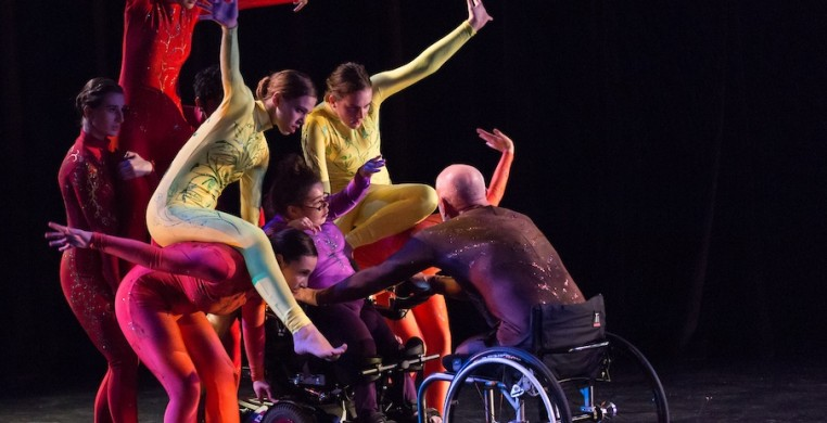 Creating Inclusive Dance with Ginger Lane and Sarah Cullen Fuller