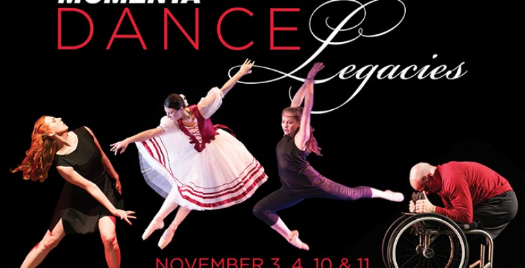 MOMENTA presents Dance Legacies