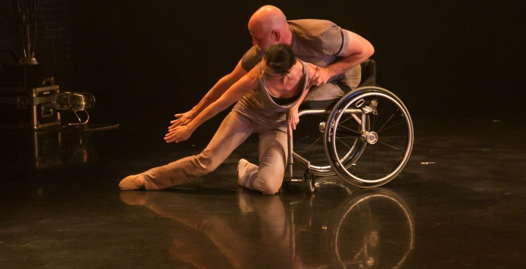 Dancers:  Deb Goodman & Kris Lenzo   Photo by Lisa Green