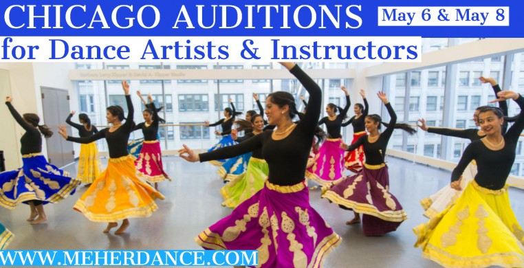 Chicago Dance Auditions