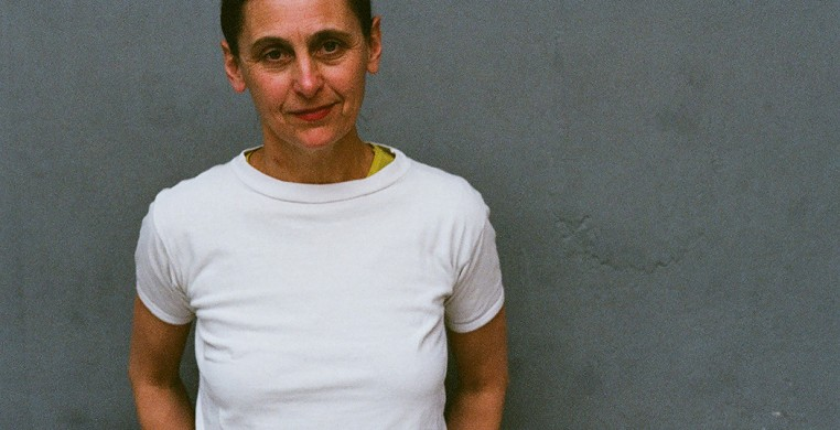 Anne Teresa De Keersmaeker Photo: Anne Van Aerschot