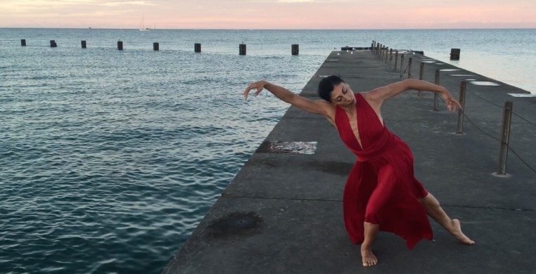 Nejla Yatkin and the Chicago Lake