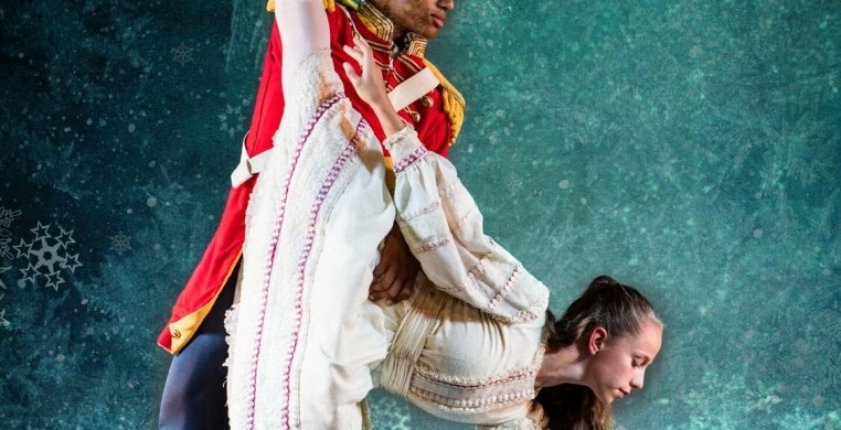 """Photo By Anthony Robert La Penna.  Ruth Page Civic Ballet's """"The Nutcracker"""""""
