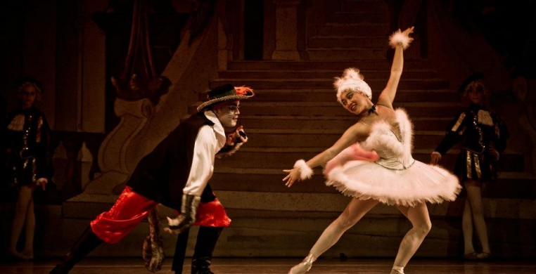 Salt Creek Ballet brings Sleeping Beauty: Aurora's Wedding and Additional Repertoire to the McAninch Theatre May 16 & 17