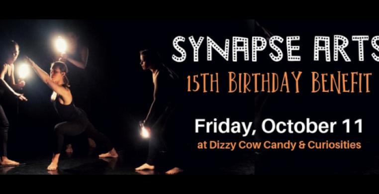 Synapse Arts 15th Birthday Benefit