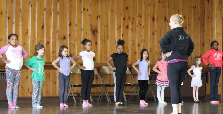 Synapse Open House ballet class