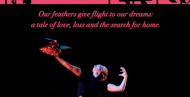 Feathers: A Tango Journey