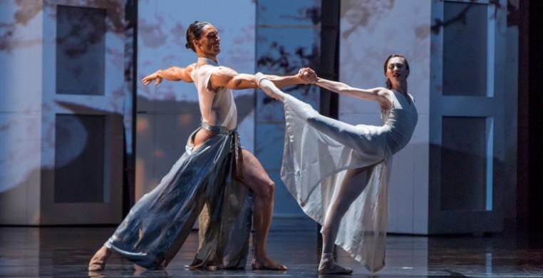 The Joffrey Ballet Bold Moves