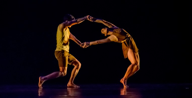 """Uncovering"" Choreographed by Briana Robinson Thodos Dance Chicago"
