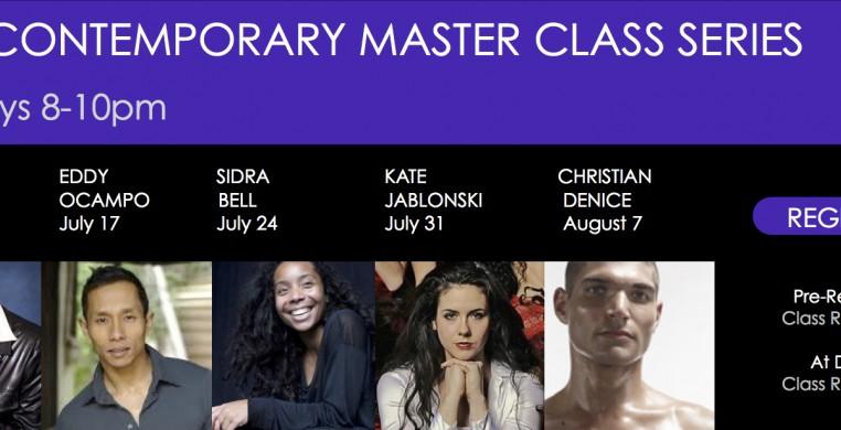 VDC Contemporary/Jazz Master Class Series