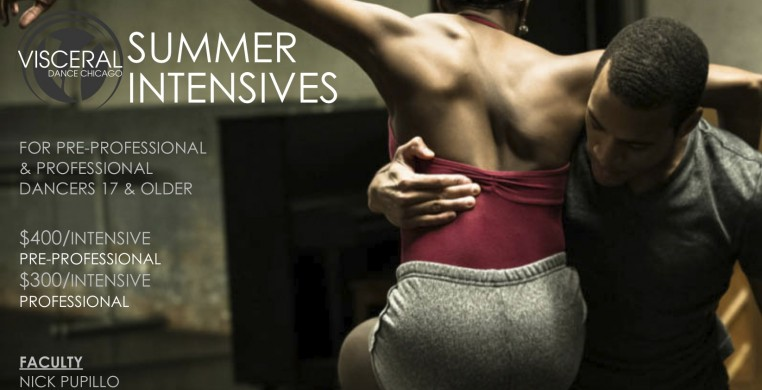 Visceral Dance Chicago Summer Intensive