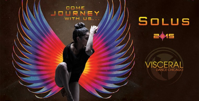 Visceral Dance Chicago Presents SOLUS