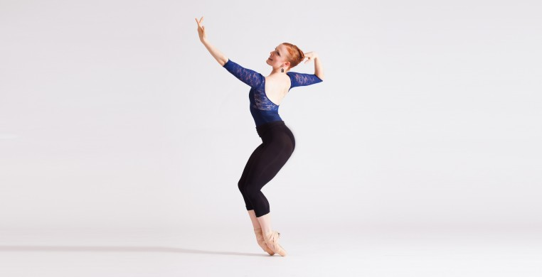 Ballet 5:8 Company Artist Lorianne Barclay