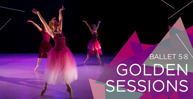Ballet 5:8 Golden Sessions Online Poster