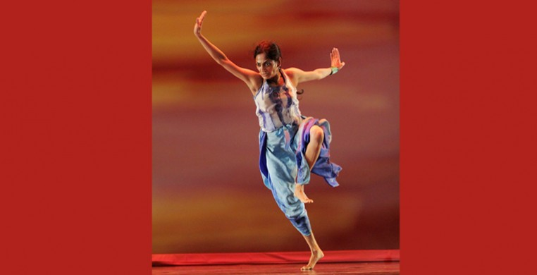 Photo Courtesy of Ananya Dance Theatre  [photo credit: Paul Virtucio]