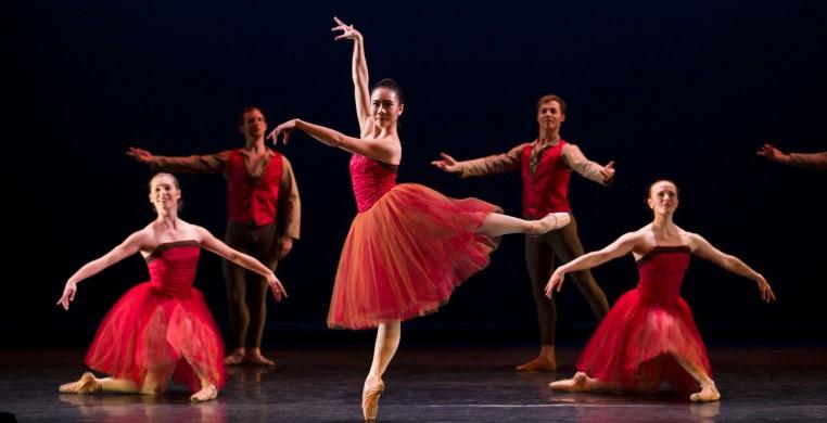 Ballet 5:8 Benefit Performance